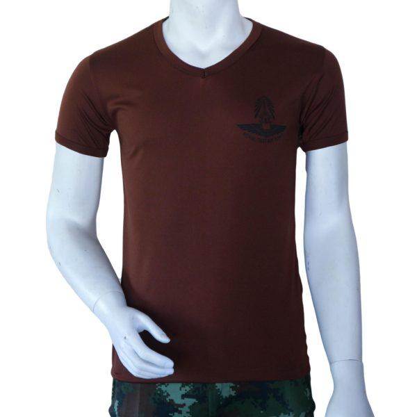 เสื้อยึด คอวี ทหารอากาศ