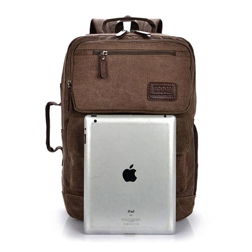 กระเป๋าเป้วินเทจ ผ้าแคนวาส