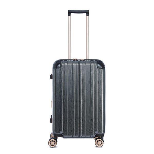 กระเป๋าเดินทาง LEGEND WALKER รุ่น 5122-55 ขนาด 23 นิ้ว สี CARBON