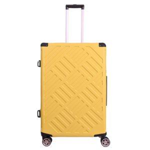 กระเป๋าเดินทาง LEGEND WALKER รุ่น 5204-69 ขนาด 28 นิ้ว สี YELLOW