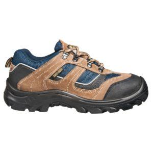 รองเท้านิรภัย 41 น้ำตาล เซฟตี้ โจ๊กเกอร์ X2020P S3