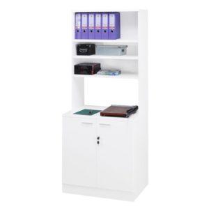 ตู้เก็บเครื่องใช้สำนักงาน ขาว เฟอร์ราเดค SCD2080