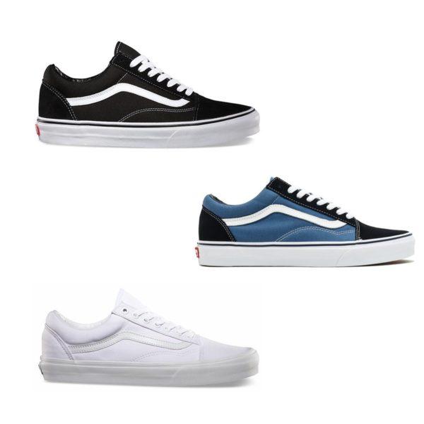 Vans Collection รองเท้าผ้าใบแฟชั่น แวนส์ ผู้ชาย M Shoe รุ่น Old Skool