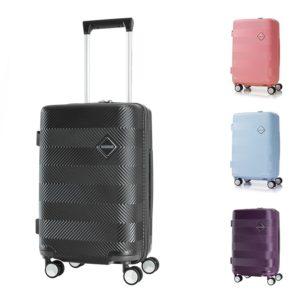 AMERICAN TOURISTER กระเป๋าเดินทางล้อลาก (20นิ้ว) รุ่น GROOVISTA SPINNER 5520 TSA