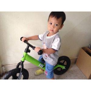 จักรยานฝึกหัดการทรงตัว Brave Balance จักรยานขาไถ