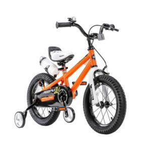 จักรยานเด็ก 12IN ORANGE RB STL
