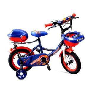 จักรยานเด็ก 16IN BLUE Moving kids