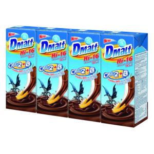 ดัชมิลล์ นมยูเอชที รสช็อกโกแล็ต 180 มล. แพ็ค 4