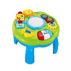 โต๊ะกิจกรรมสำหรับเด็ก 2 in 1