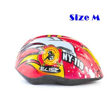 หมวกจักรยานเด็ก Red NY