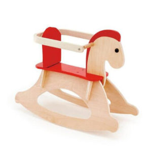 ม้าโยกเยก ของเล่นไม้ ของเล่นเสริมพัฒนาการ