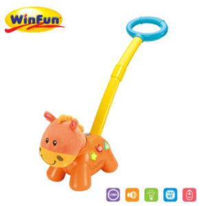 Winfun ของเล่น Push N Walk Pony