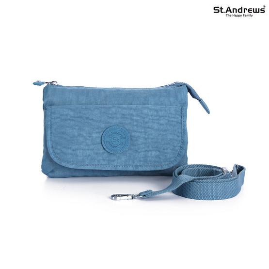 St.Andrews กระเป๋าสะพายข้าง รุ่น Bonita STH2040BU - Blue