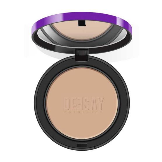 Deesay แป้งผสมรองพื้น Bright Skin Color Control Foundation Powder No.3 11.5 g