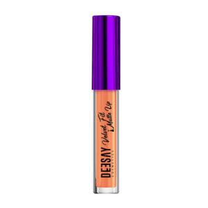 Deesay ลิปจุ่มเนื้อแมท Velvet Fit Matte Lip No.13 Tabby 1.2 g