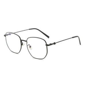 Jackal แว่นตากรองแสงสีฟ้า เลนส์ออโต้ 4 in 1 รุ่น OPJ038(4in1) - ดำ