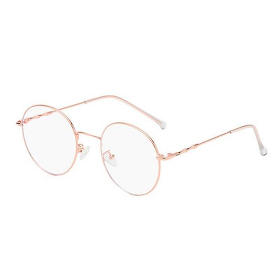 Jackal แว่นตากรองแสงสีฟ้า เลนส์ออโต้ 4 in 1 รุ่น OPJ039(4in1) - ทอง