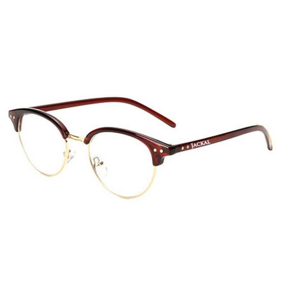 Jackal แว่นตากรองแสงสีฟ้า รุ่น OP030N BLB- PREMO Lens เคลือบมัลติโค้ด