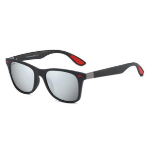 Jackal แว่นตากันแดด รุ่น JS226 โพลาไรซ์ - เงิน