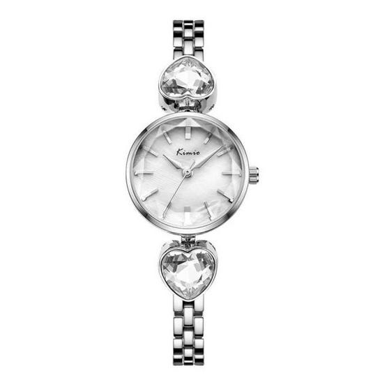 KIMIO นาฬิกาข้อมือรุ่น KW6235-SIWH - SIWH