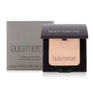 Laura Mercier Foundation Powder NO.2 แป้งผสมรองพื้นสุดฮิตที่ครองใจสาวๆหลายคนทั่วโลก