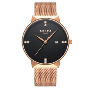 NIBOSI นาฬิกาข้อมือรุ่น NI2323-RGBK - RGBK
