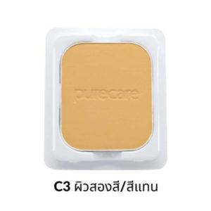 Pure Care Extra Fine&White Powder Cake C3 Refill 13 g