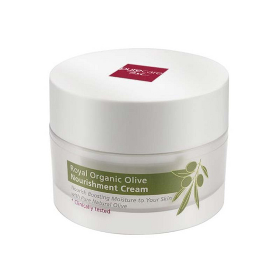 Pure Care Royal Organic Olive Nourishment Cream 30 g