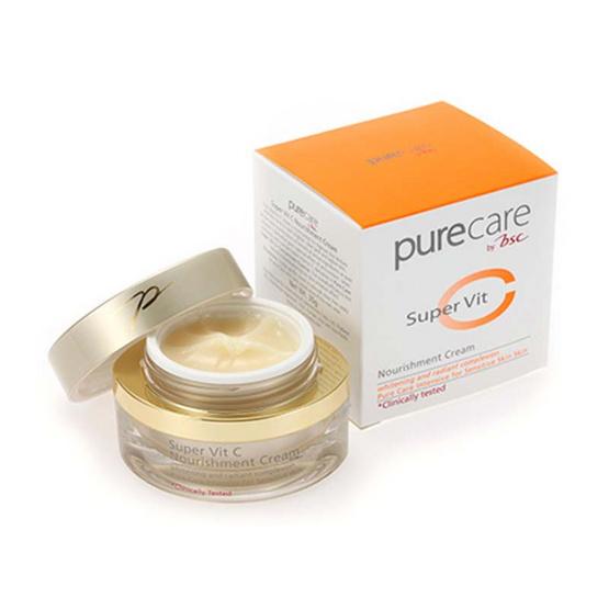 Pure Care Super Vit C Nourishment Cream 35 ml
