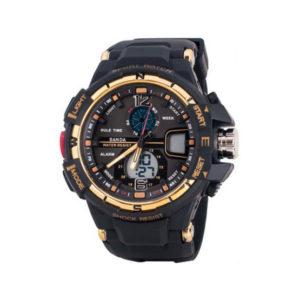 SANDA นาฬิกาข้อมือรุ่น SW289-BK/RG - BK/RG