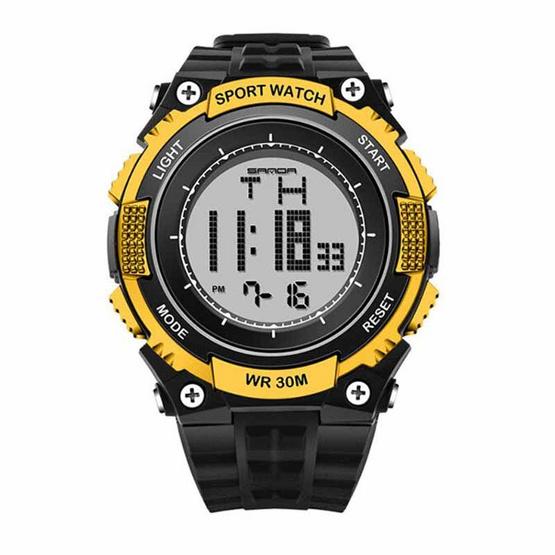 SANDA นาฬิกาข้อมือรุ่น SW341-YE - YE