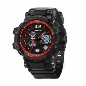 SANDA นาฬิกาข้อมือรุ่น SW729-BKRE - BKRE