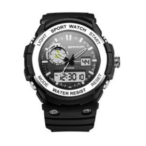 SANDA นาฬิกาข้อมือรุ่น SW735-BKSI - BKSI