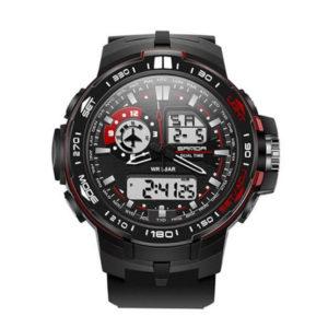 SANDA นาฬิกาข้อมือรุ่น SW737-BKRE - BKRE