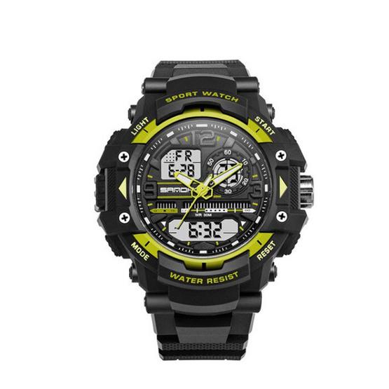 SANDA นาฬิกาข้อมือรุ่น SW740-BG - BG