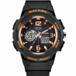 SMAEL นาฬิกาข้อมือรุ่น SM1643-BG - BG