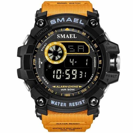 SMAEL นาฬิกาข้อมือรุ่น SM8010-YE - YE