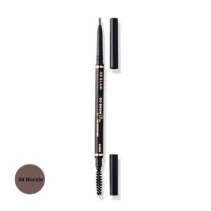 ดินสอเขียนคิ้วออโต้ชนิดสลิม จากโซ แกลม กันน้ำ กันเหงื่อ