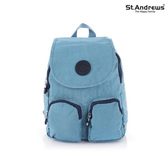 St.Andrews กระเป๋าเป้ รุ่น Bonita STH2039BU - Blue