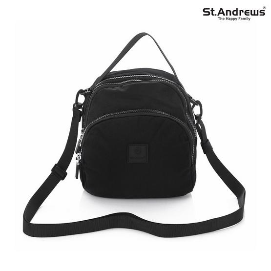 St.Andrews กระเป๋าสะพาย ใช้งานได้ 2 รูปแบบ