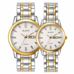 WLIST นาฬิกาข้อมือรุ่น WI-SQ351-WG - WG