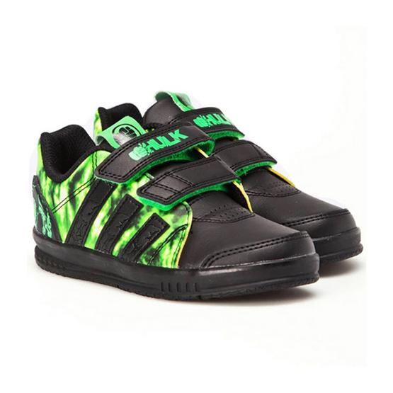 ADIDAS รองเท้าเด็ก DISNEY LK HULK CF C AF3996 ดำ