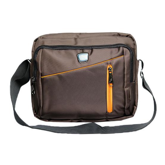 กระเป๋าสะพาย Dolphin 16027 สีน้ำตาล - น้ำตาล