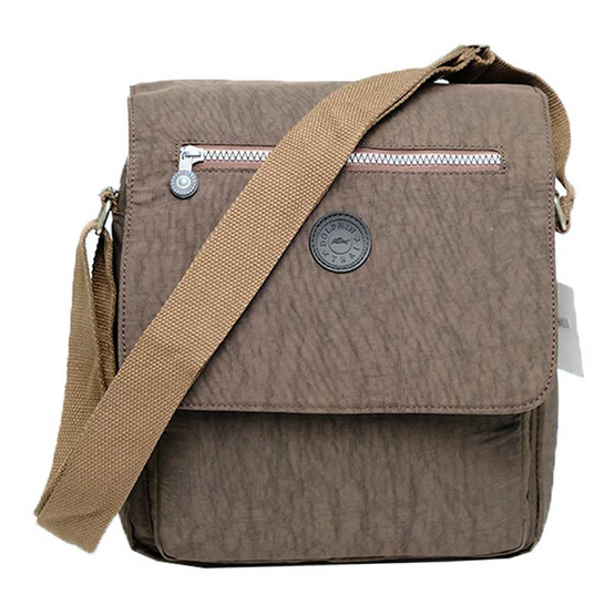 กระเป๋าสะพาย Dolphin (TR) TR8411 สีน้ำตาล