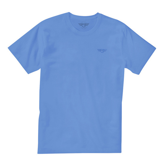 GETAWAY เสื้อยืด Smart fit CK8K5BU สีฟ้า