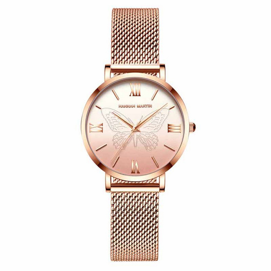 Hannah Matin นาฬิกาข้อมือรุ่น HM13620-RG - RG
